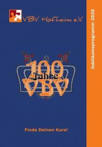 VBV-Jubiläumsprogrammheft